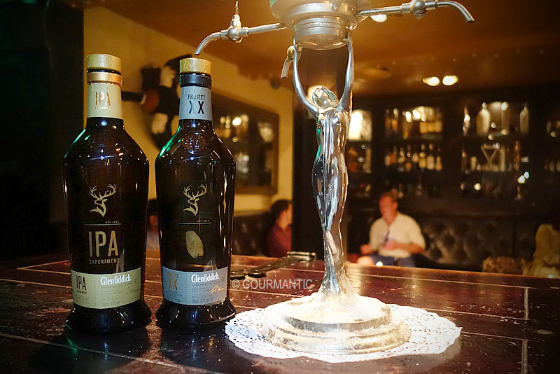 Glenfiddich IPA Experiment & Project XX