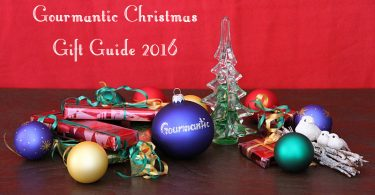 Gourmantic Christmas Gift Guide 2016