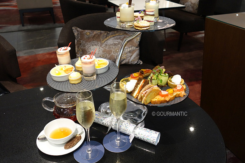High Tea at The Gallery Sheraton on the Park
