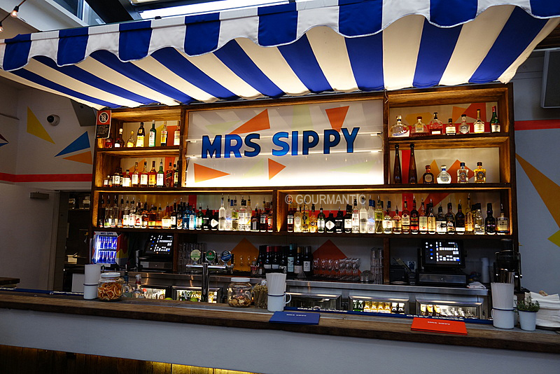 Mrs Sippy Double Bay