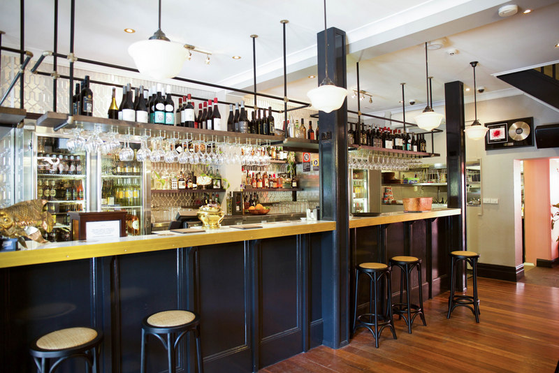 Johnny Fontaine's Darlinghurst