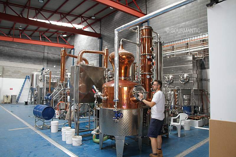 Manly Spirits Co. Distillery