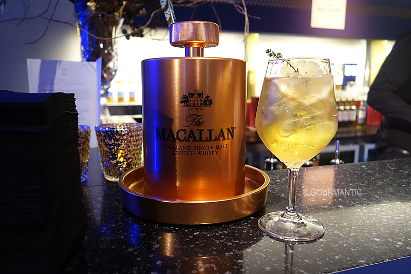 Toast The Macallan