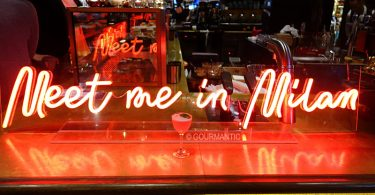 Campari Red Nights Meet Me in Milan