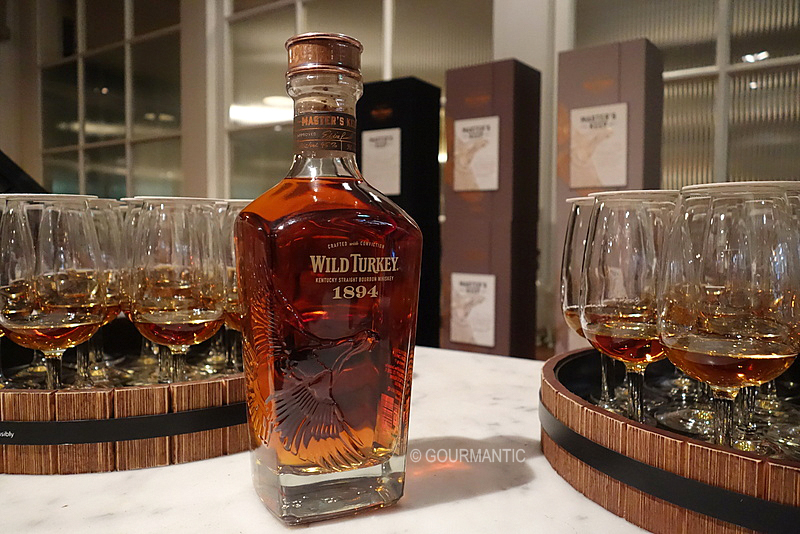 Wild Turkey Master's Keep 1894