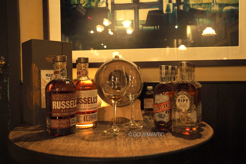 Whisky Barons Collection: Bond & Lillard and Old Ripy