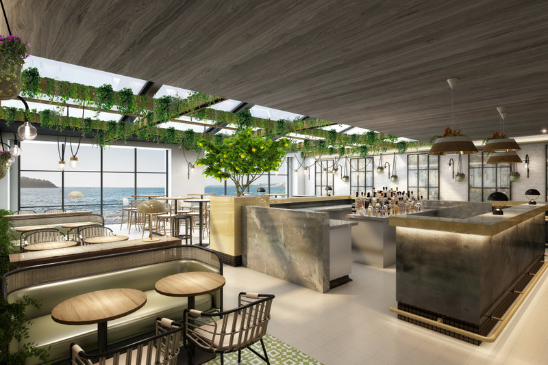 Manly Greenhouse Restaurant Amp Rooftop Bar To Open In June