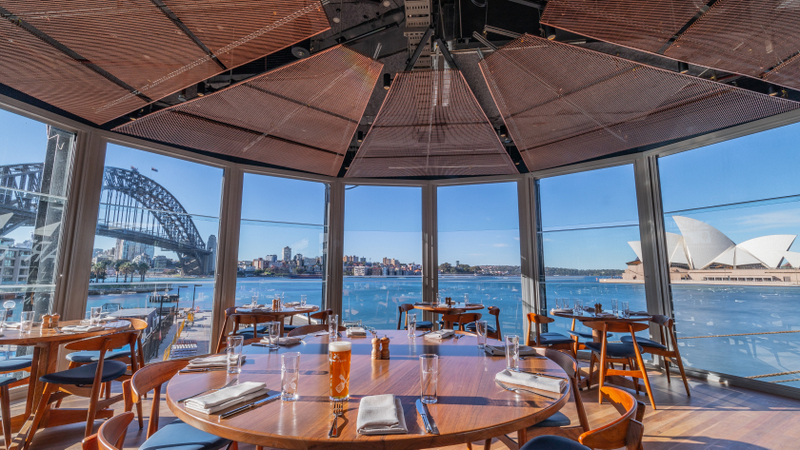 The Squire S Landing Opens At Circular Quay Gourmantic