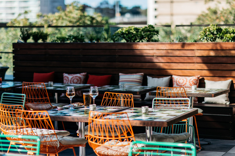 Bar Ombr 233 Rooftop Bar Opens In Circular Quay Gourmantic