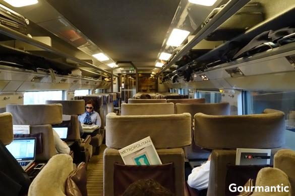 Eurostar London To Paris Business Premier Review