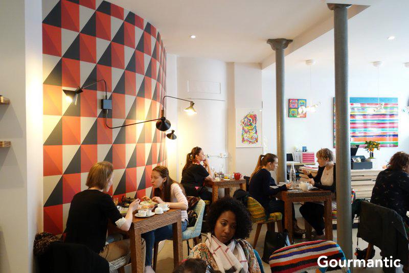 Colorova Pâtisserie, Paris - Gourmantic